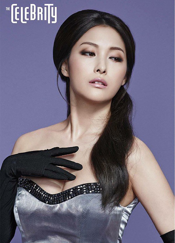 Park Gyuri Pays Homage to Nicole Kidman and Cate Blanchett in The Celebrity