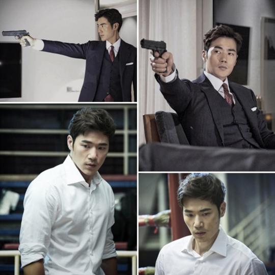 kim kang woo goodbye mr. black