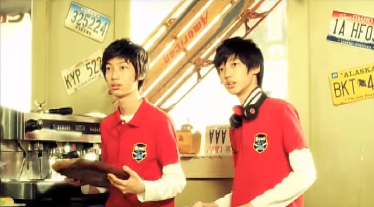 boyfriend youngmin kwangmin