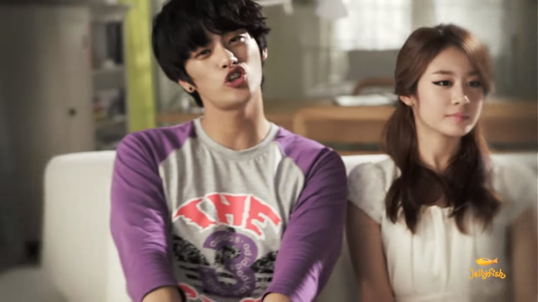 jiyeon seo in guk shake it up