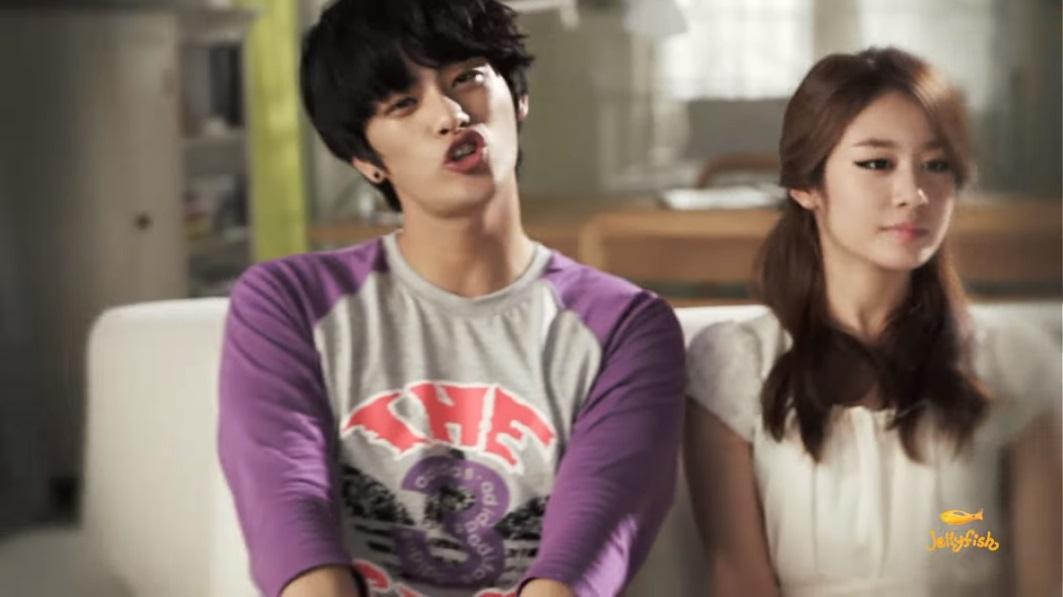 jiyeon seo in guk shake it up