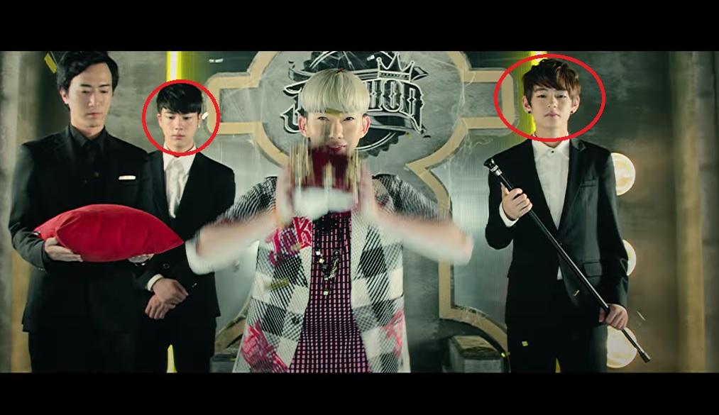 bts jo kwon jin and v