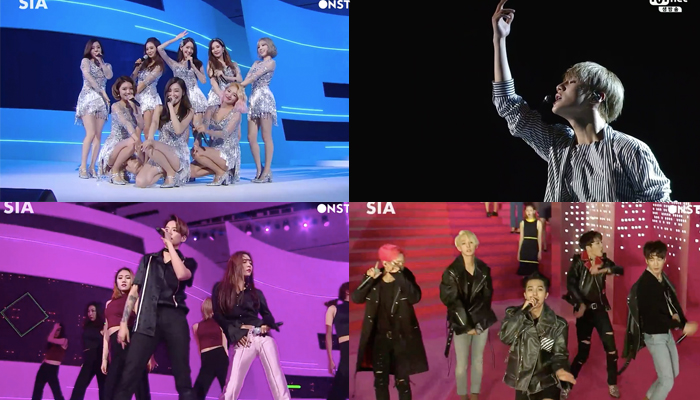 Performances From Genre Icon Asia 2016, Including Girls Generation, WINNER, Taemin, and More