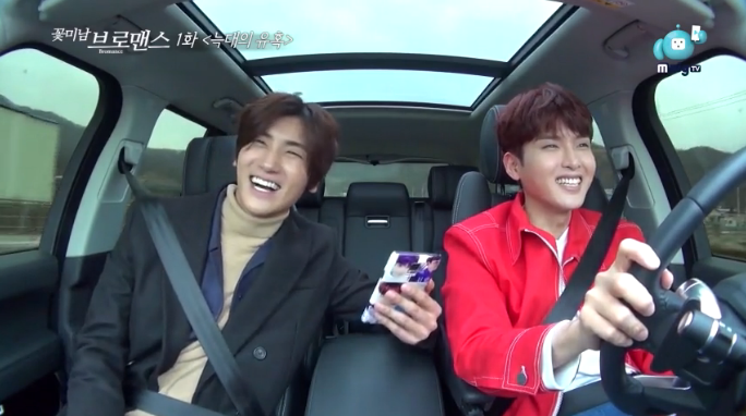 "Super Junior's Ryeowook and Park Hyung Sik Tell the Story of Their First Meeting on ""Celebrity Bromance"""