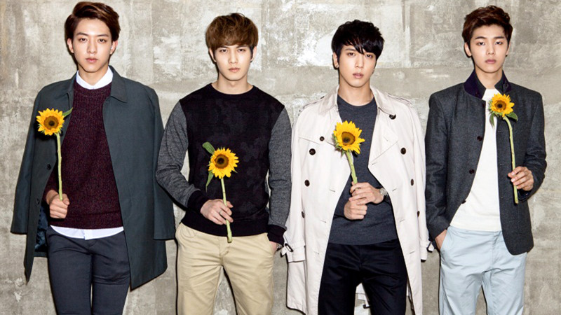 CNBLUE May additionally Make Comeback With New Album in April