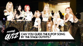 soompi quiz guess kpop song stage outfits