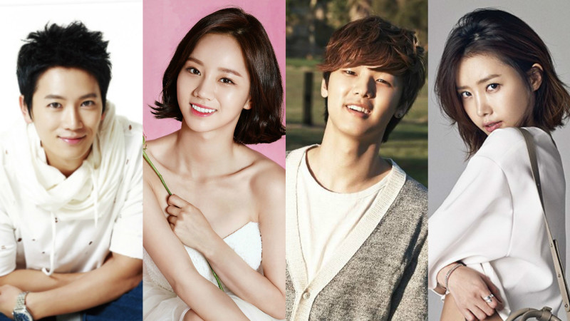 Ji Sung, Girls Days Hyeri, CNBLUEs Minhyuk, and Chae Jung An in Talks to Star in Upcoming Drama