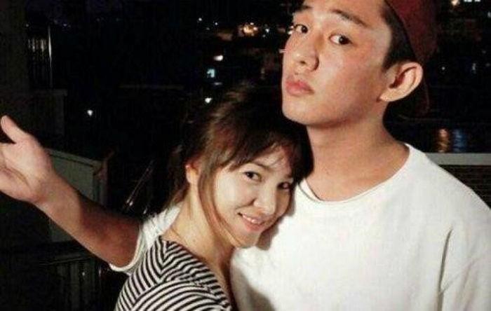 song hye kyo yoo ah in