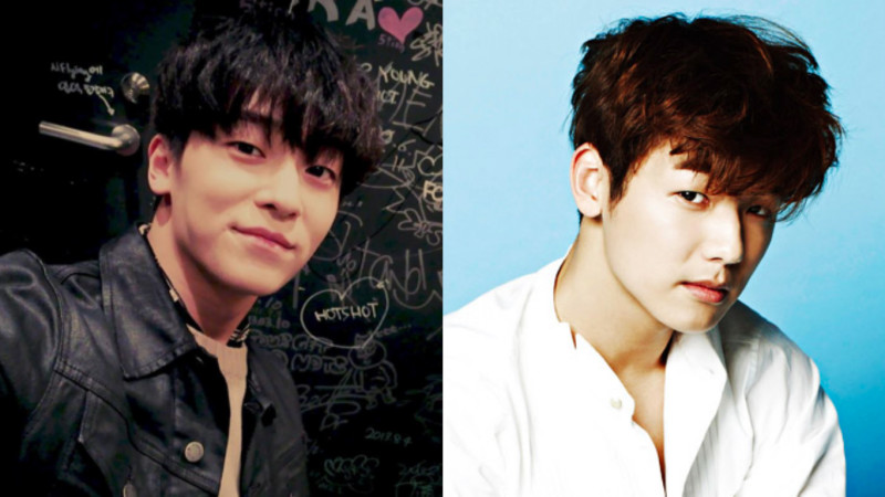 Teen Tops L.Joe and CNBLUEs Kang Min Hyuk to Play Bandmates in New SBS Drama