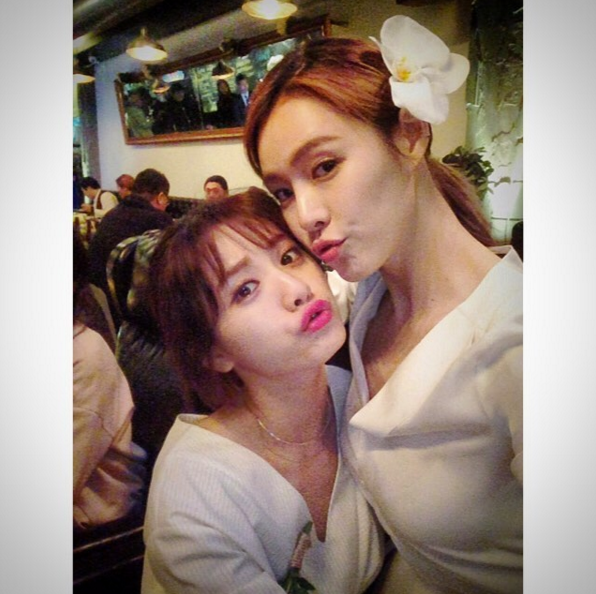 After Schools Nana Congratulates Kahi on Her Upcoming Marriage