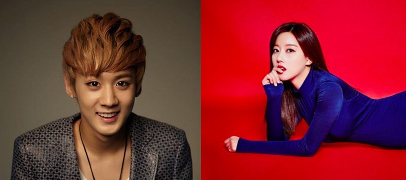 Teen Tops Chunji and Rainbows Seung Ah Cast in New Musical