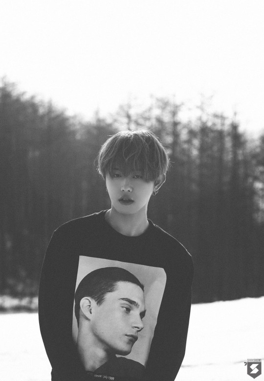 Block B Lead Single Official Photo - U-KWON