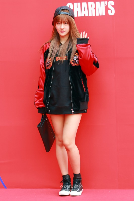 K Pop Stars Gather At 2016 F W Seoul Fashion Week In The Trendiest Styles Soompi