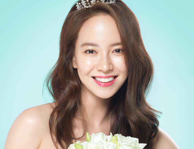 "Song Ji Hyo Shares Thoughts On Being Called ""Bare-Faced Goddess"""