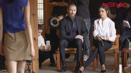 Victoria Beckham Compliments Korean Womens Sense of Style