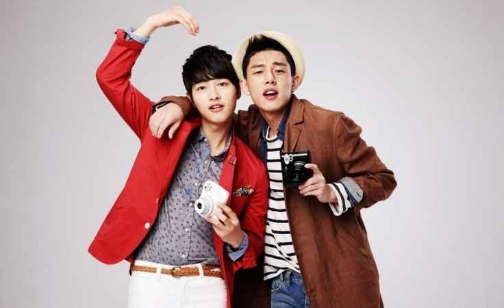 Yoo Ah In Talks About Former Co-Star Song Joong Ki and the Success Of Descendants of the Sun