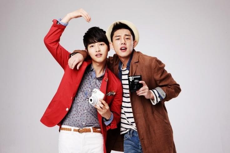 song joong ki yoo ah in