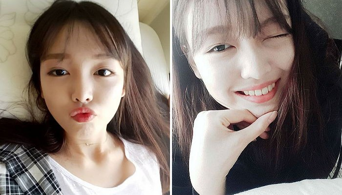 Actress Kim Yoo Jungs Attractive Older Sister Gains Attention