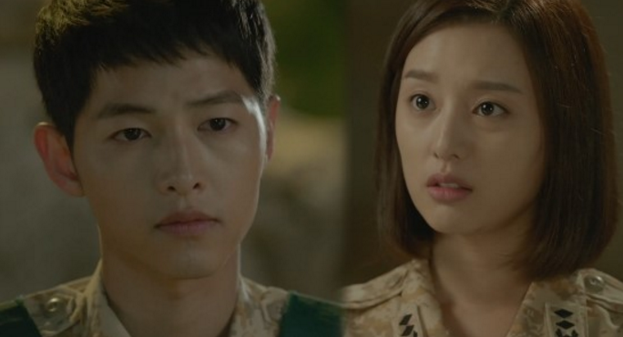 Fanmade Video Reimagines Song Joong Ki and Kim Ji Won as the Couple in Descendants of the Sun