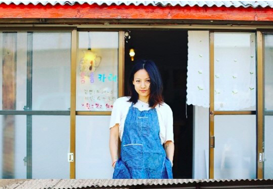 Lee Hyori Becomes Chef of the Day for a tight Cause