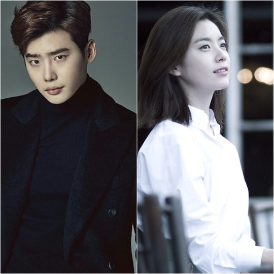 Lee Jong Suk and Han Hyo Joo Team Up for Drama Comeback
