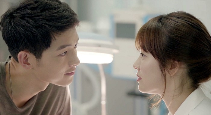 Song Joong Ki Asked Whether Ideal Form Has Changed After Working With Song Hye Kyo