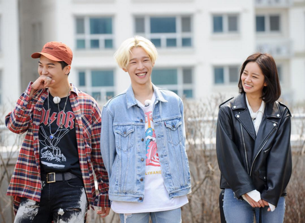 Girls Days Hyeri and WINNERs Song Mino and Nam Tae Hyun to Appear on Running Man