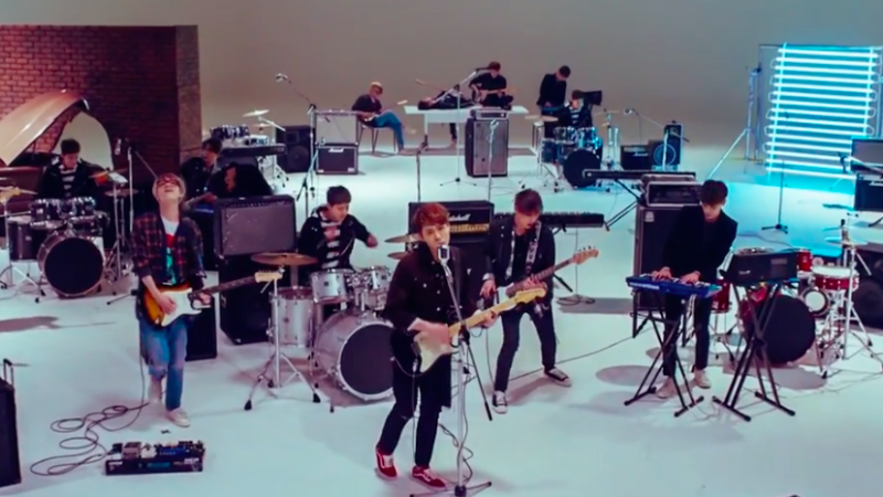 DAY6 Tops iTunes Charts With Their New Mini Album