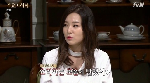 Seulgis Ideal Guy Is Now not Jo Jung Suk but Certainly Chef Choi Hyun Suk?