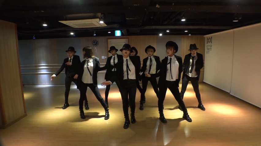 oh my girl one step two steps