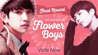 new generation of flower boys final round
