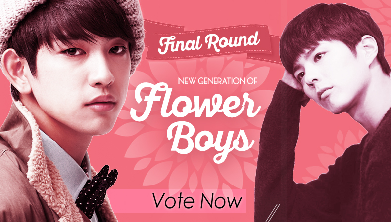 new generation of flower boys final round