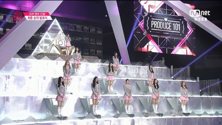 [Full Album] PRODUCE 101 – PRODUCE 101 – FINAL