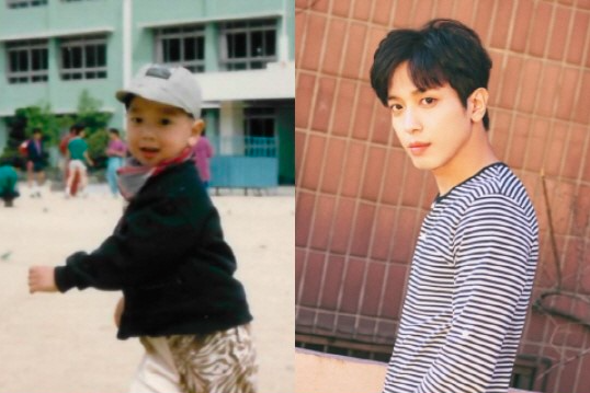 yong hwa baby pic
