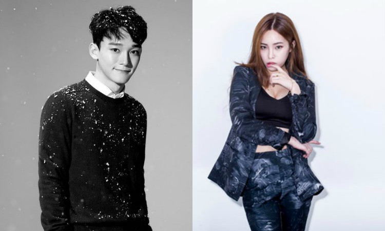 SM STATIONs Next Song to Feature EXOs Chen and Rapper Heize