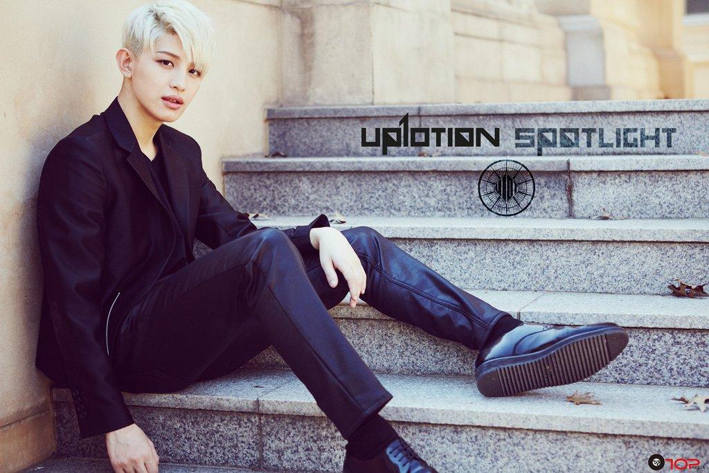 up10tion comeback jinhoo