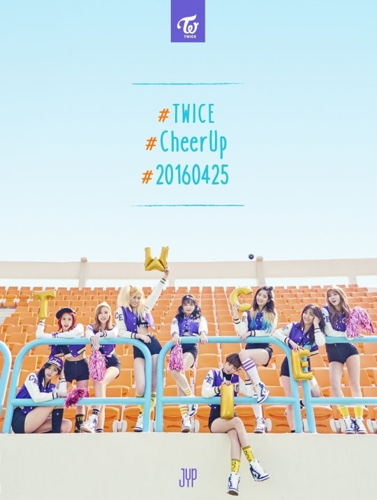 TWICE Releases Teaser for Upcoming Comeback
