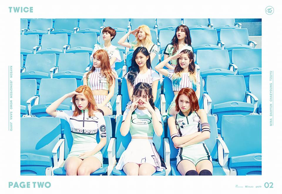 TWICEs Cheer Up Makes A Sensational Comeback On Music Charts