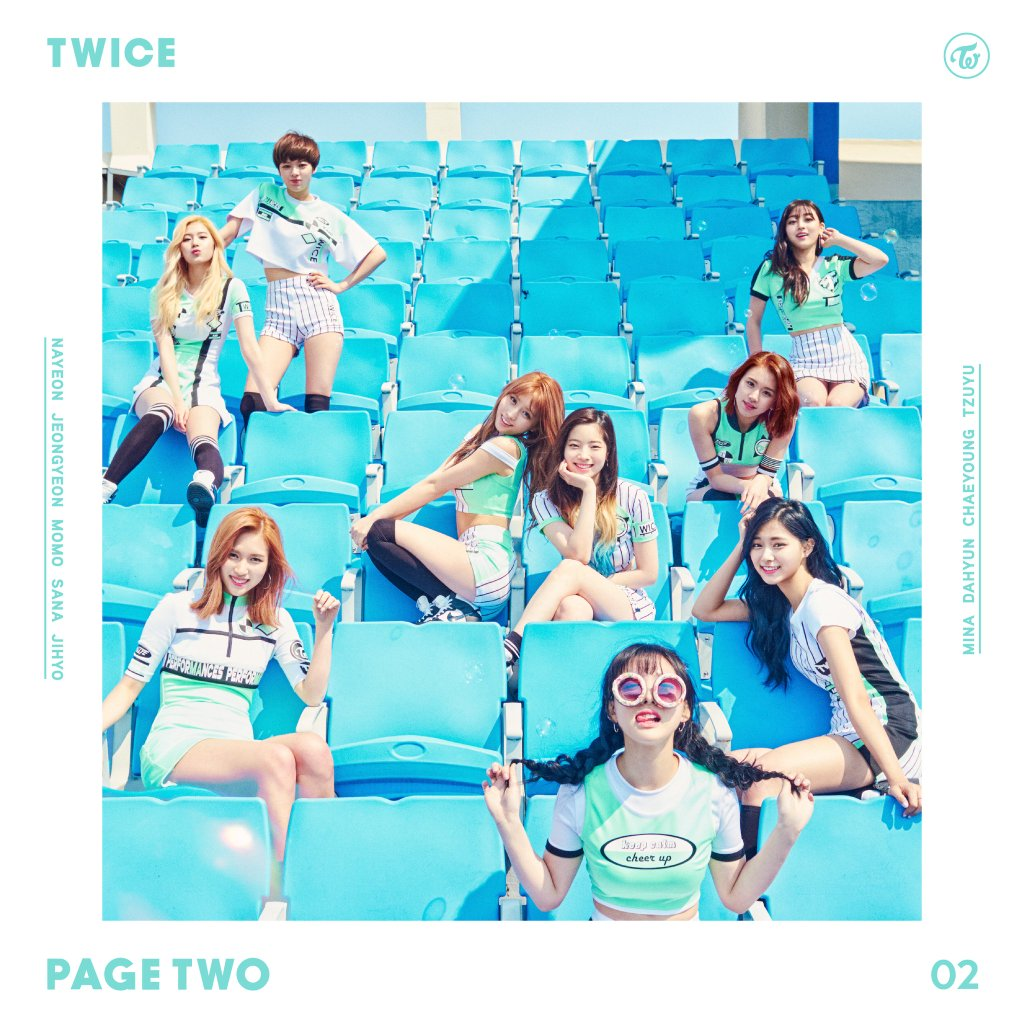 """TWICE's """"Page Two"""" Hits Impressive 100,000 In Sales"""