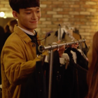 """EXO's Chen and Rapper Heize Feel a """"Lil' Something"""" for Each Other in New MV"""