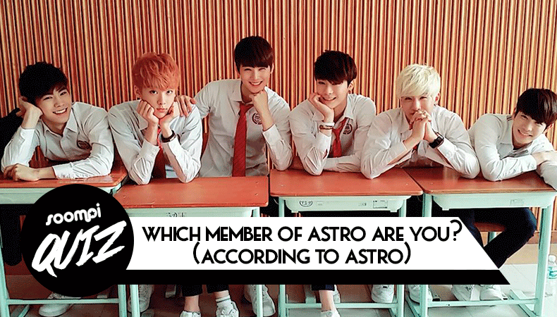 Quiz: Which Member of ASTRO Are You? (100% According to ASTRO)