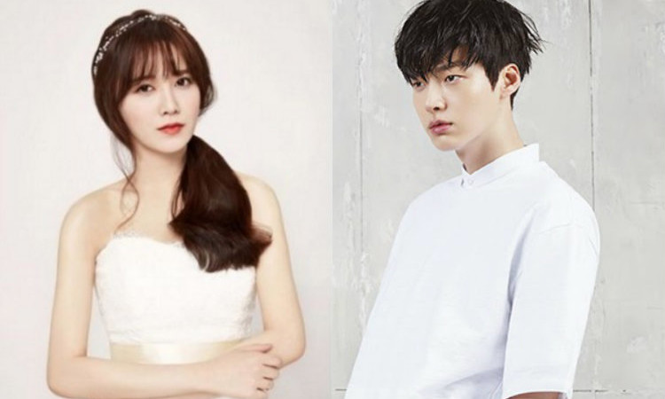 Ku Hye Sun and Ahn Jae Hyun Confirm Wedding News