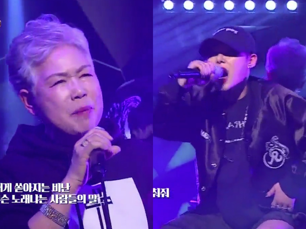 Watch: Cheetah and Grandma Rapper Show Age Doesnt Matter in Hip-Hop