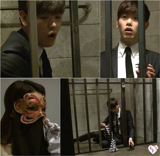 Eric Nam Starts Off His We Got Married Trip in Jail