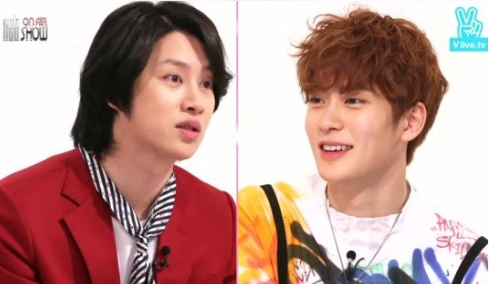 Super Junior's Heechul Jokes That NCT U's Jaehyun Will Be Like Choi Siwon in 10 Years