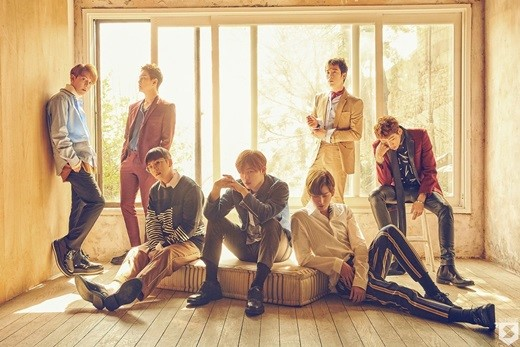 Block B Sweeps Online Music Charts With Title Track Toy