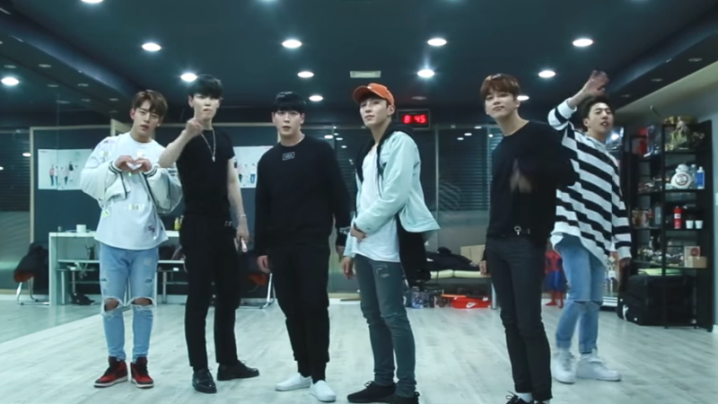 Watch: B.A.P Shows That They Feel So Sensible in New Dance Practice Video
