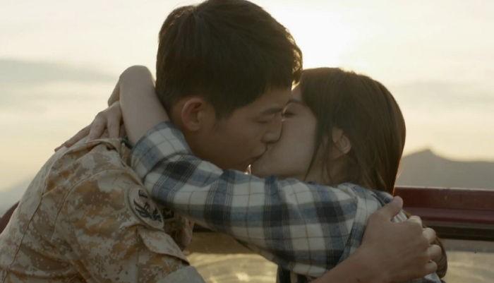 song joong ki song hye kyo descendants of the sun