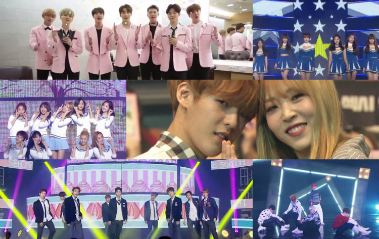 K-Pop Idols Swap Songs, Sing Medleys of Hits, and More for Special Music Core Episode