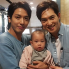 "Jung Yong Hwa and Lee Jong Hyun Win Rohee's Heart on ""The Return of Superman"""